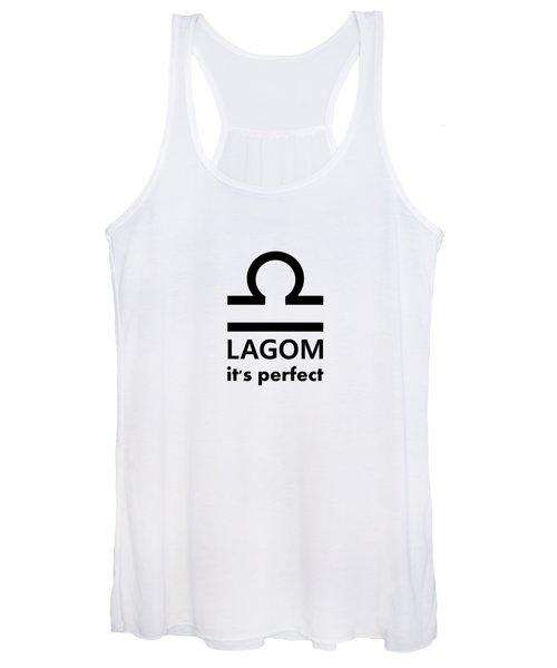 Lagom - Perfect Women's Tank Top