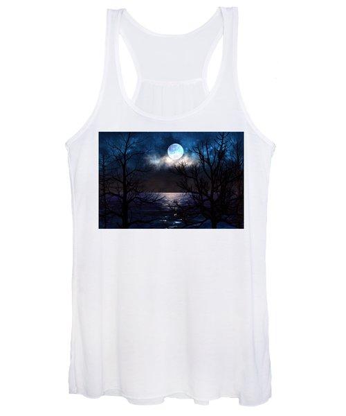 Lake Midnight Women's Tank Top