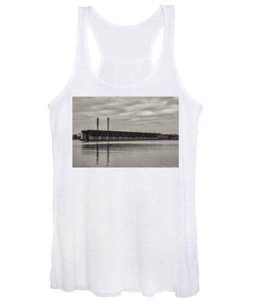 Lake Superior Oar Dock Women's Tank Top