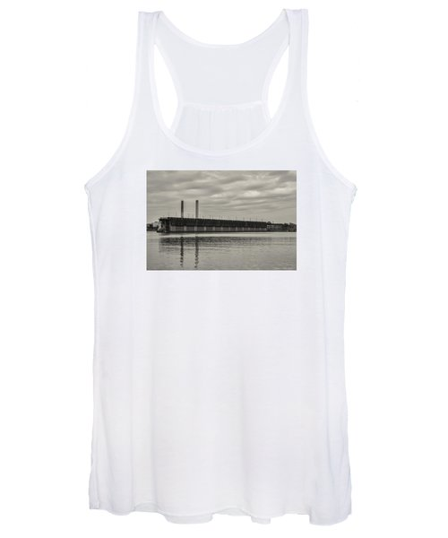 Lake Superior Oar Dock Women's Tank Top