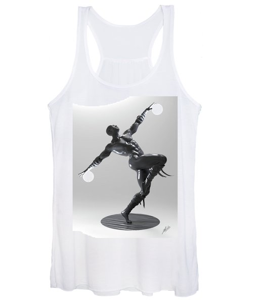 Lamp Man 04 Women's Tank Top