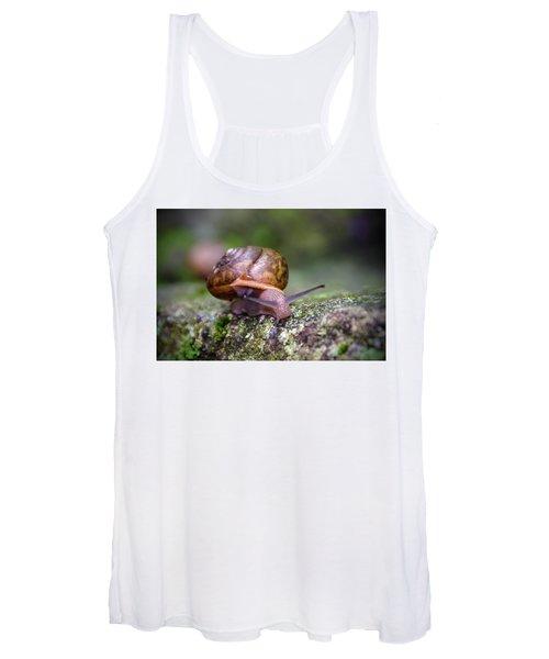 Land Snail II Women's Tank Top