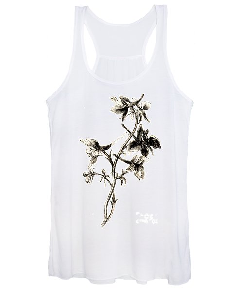 Larkspur  Women's Tank Top