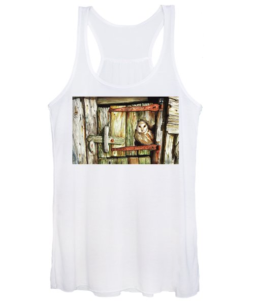 Last Light Women's Tank Top