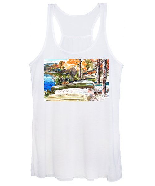 Last Summer In Brigadoon Women's Tank Top
