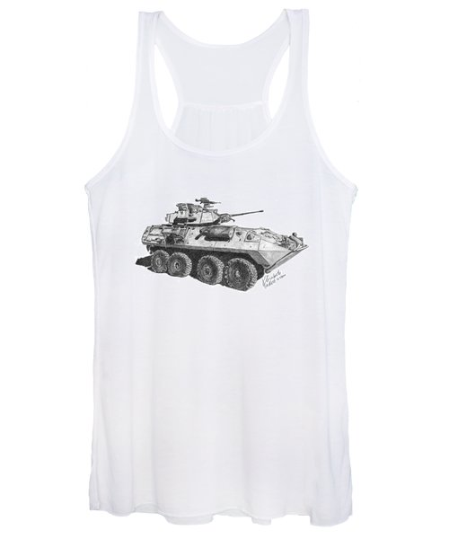 Lav-25 Women's Tank Top