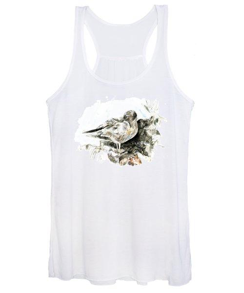 Lava Gull Women's Tank Top