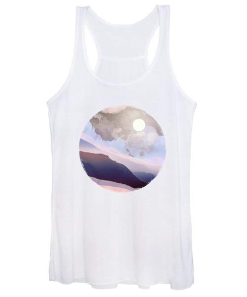Lavender Night Women's Tank Top