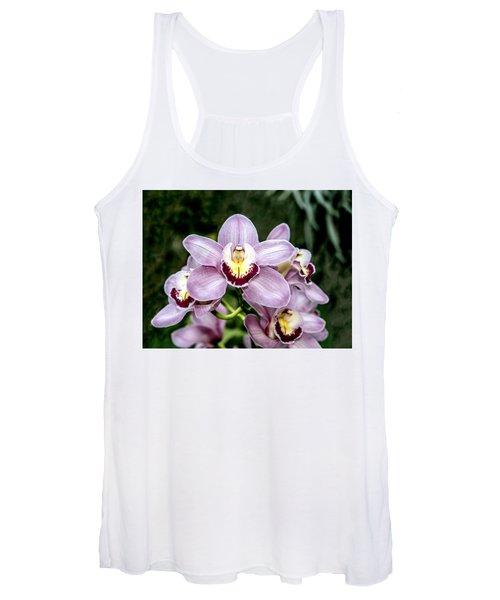 Lavender Orchid Women's Tank Top