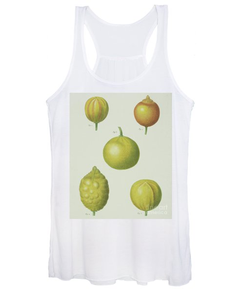 Lemons Women's Tank Top
