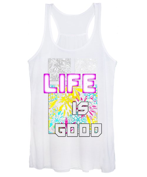 Life Is A Gift Women's Tank Top