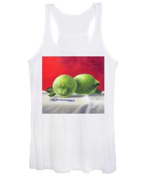 Limes Women's Tank Top
