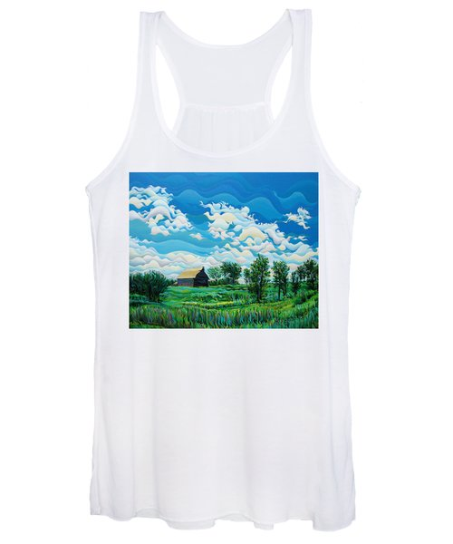 Limitless Afternoon Dreams Women's Tank Top