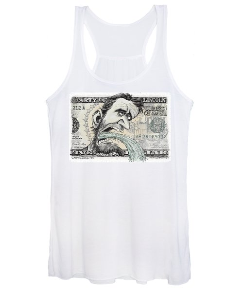 Lincoln Barfs Women's Tank Top