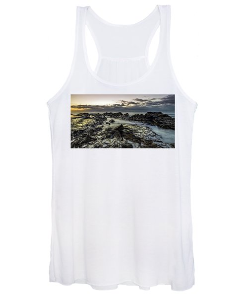 Lines Of Time Women's Tank Top