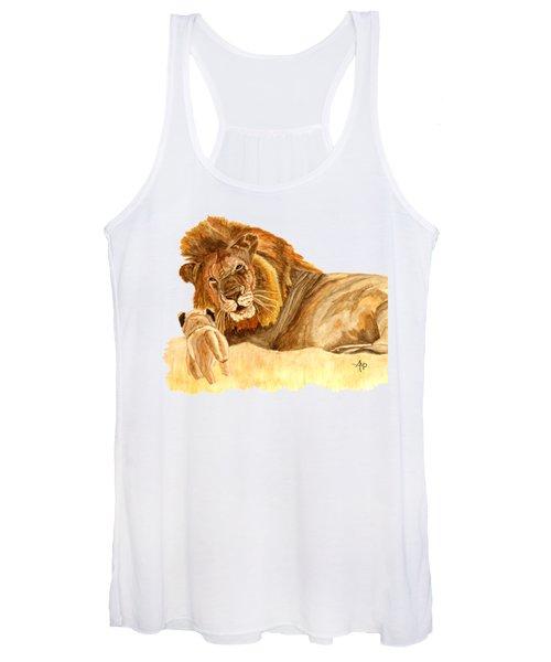 Lions Women's Tank Top