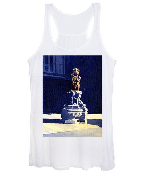 Little Fountain Women's Tank Top
