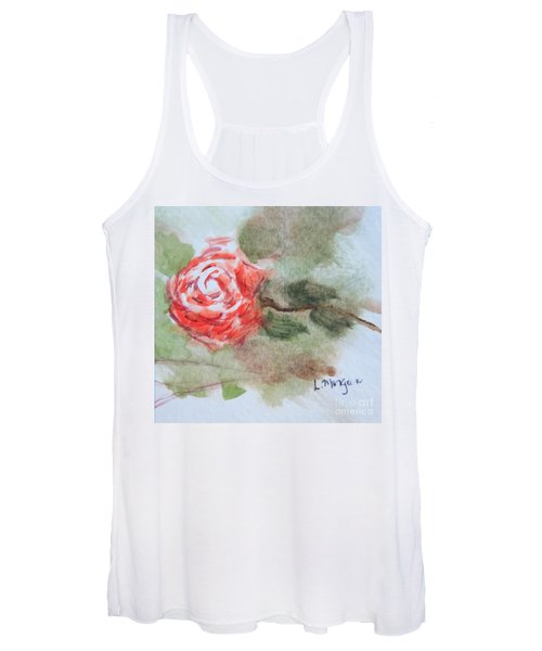 Little Rose Women's Tank Top