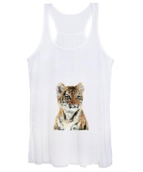 Little Tiger Women's Tank Top
