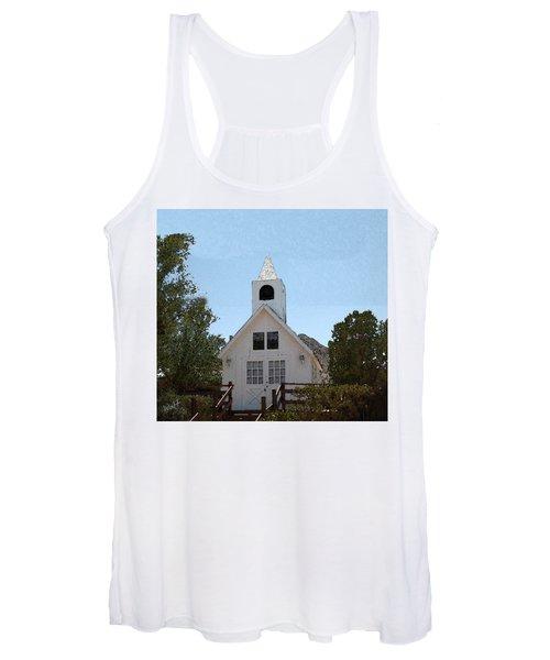 Little White Church Women's Tank Top