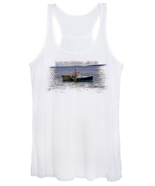 Lobstermen Women's Tank Top