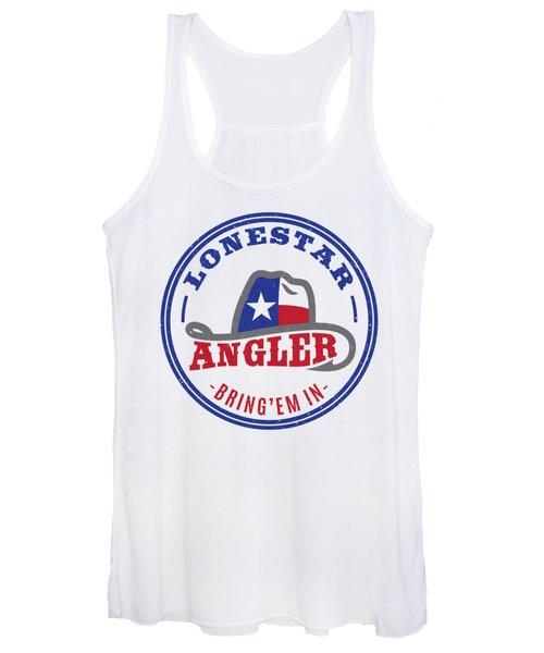 Lonestar Angler Women's Tank Top