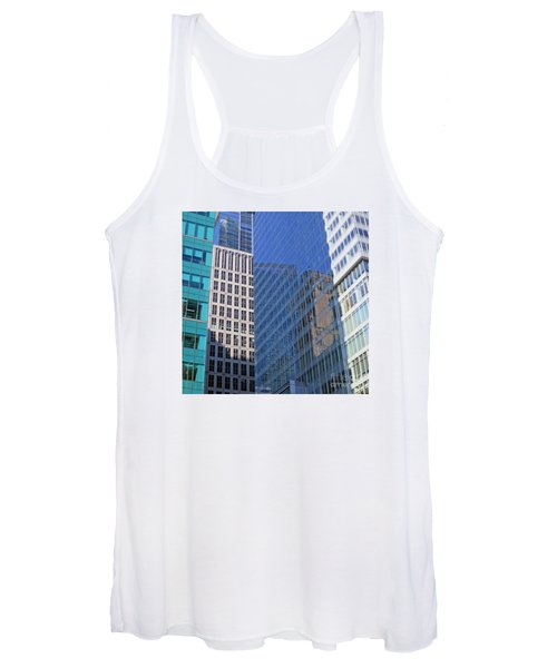 Women's Tank Top featuring the photograph Look Through Any Window by Rick Locke