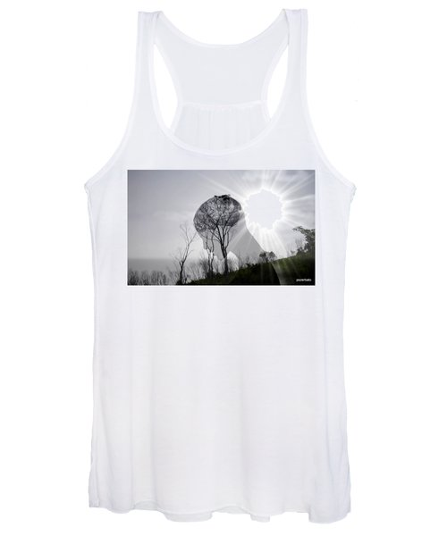 Lost Connection With Nature Women's Tank Top