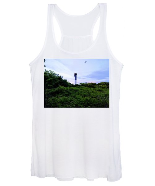 Lost Lighthouse Women's Tank Top