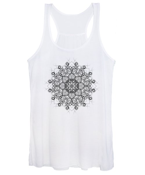 Lotus #1 Women's Tank Top