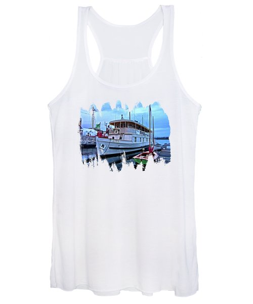 Lotus And The Dinghies Women's Tank Top