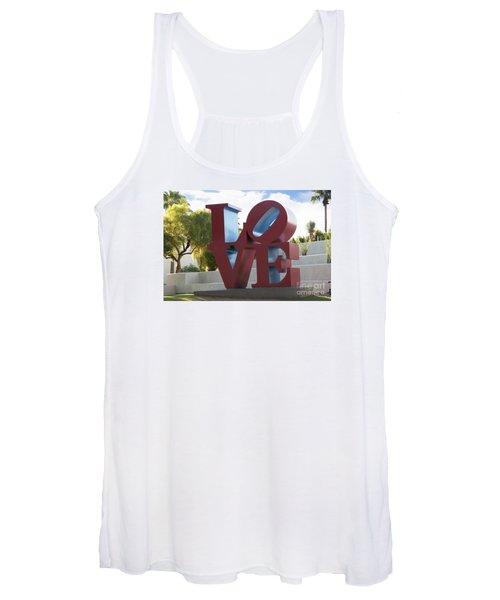 Love In The Park Women's Tank Top