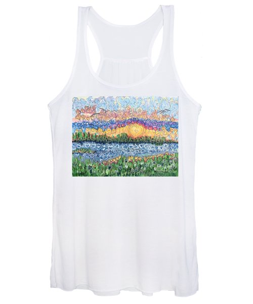 Love Is Everywhere If You Look Women's Tank Top