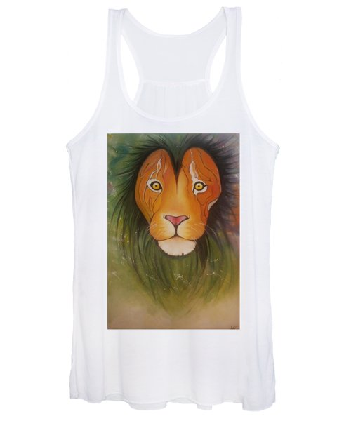 Lovelylion Women's Tank Top