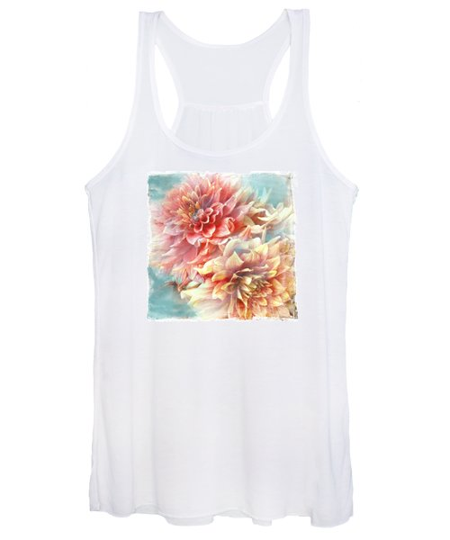 Lynia Dahlia Women's Tank Top
