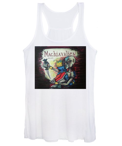 Machiavalien Women's Tank Top