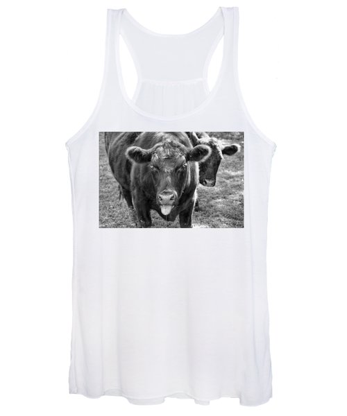 Mad Cow  Women's Tank Top
