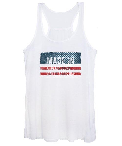 Made In Blacksburg, South Carolina Women's Tank Top