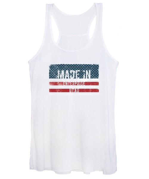 Made In Enterprise, Utah Women's Tank Top