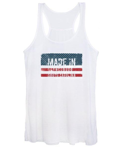 Made In Lynchburg, South Carolina Women's Tank Top