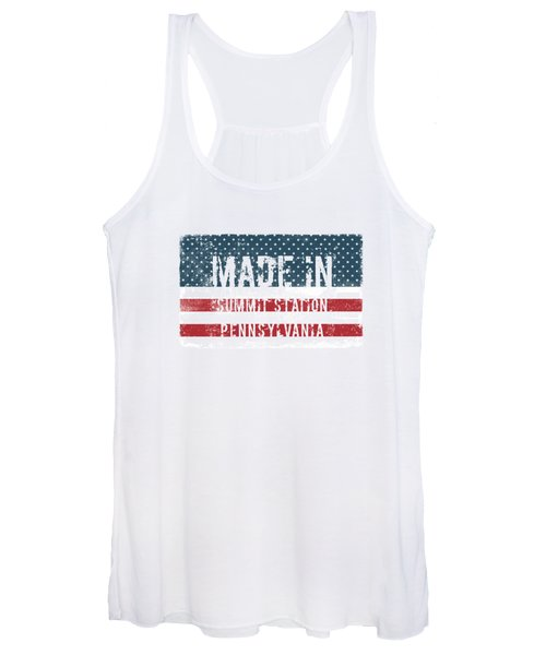Made In Summit Station, Pa Women's Tank Top