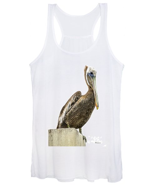 Majestic Gulf Shores Pelican 1071a Women's Tank Top
