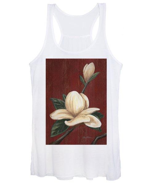 Magnolia I Women's Tank Top