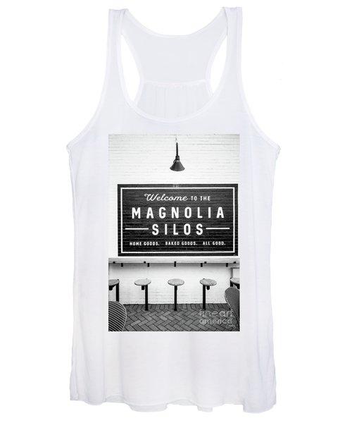 Magnolia Silos Baking Co. Women's Tank Top