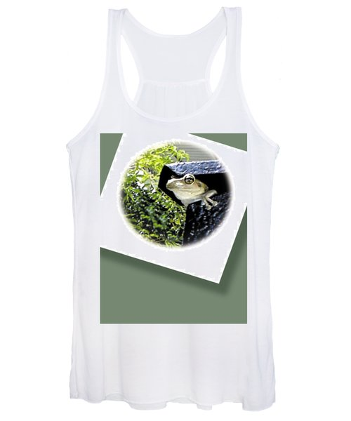 Mailbox  Cameo Women's Tank Top