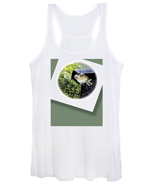 Mailbox  Cameo Women's Tank Top