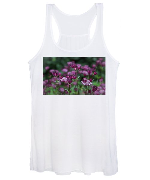 Majestic Magenta Women's Tank Top