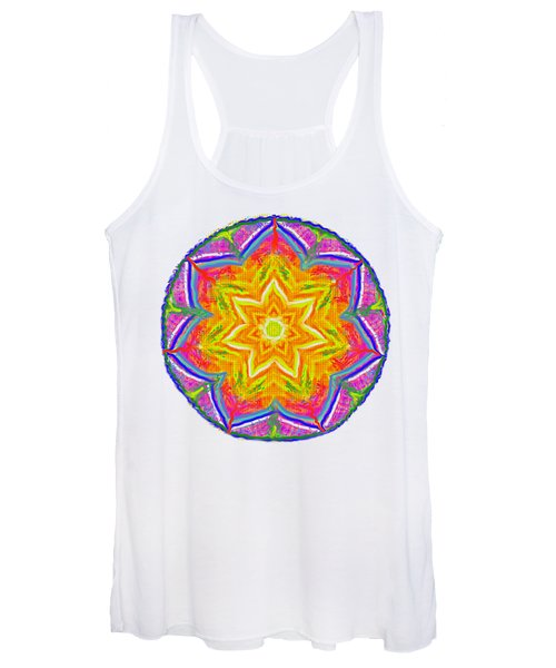 Mandala 12 20 2015 Women's Tank Top