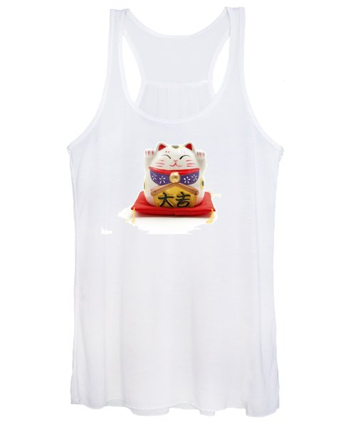 Maneki Neko Women's Tank Top