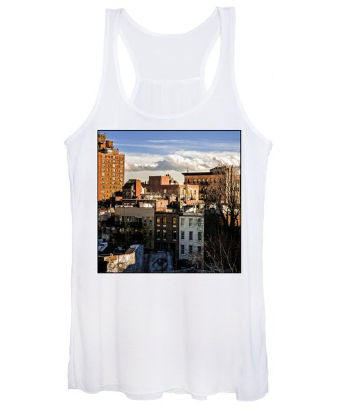 Manhattan From The Whitney Women's Tank Top